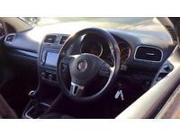 2010 Volkswagen Golf 1.6 TDi 105 BlueMotion Tech SE Manual Diesel Hatchback