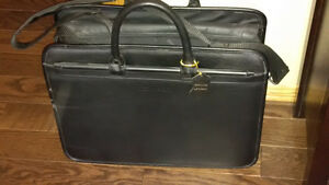 Genuine Leather Computer Bag/Briefcase
