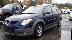 2004 Vibe ((Only 112XXX km)) **NEW MVI**Call or Text 209-9180