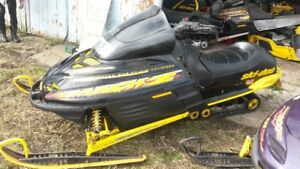 1999 Mach Z parting out