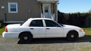 2007 Ford Crown Victoria police pack