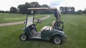 2007 E-Z-Go TXT PDS Electric Golf Cart