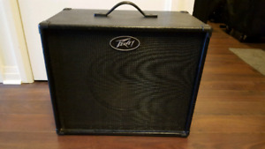 Peavey 1x12 8 ohm cabinet with eminence private jack