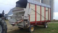 Forage box for sale
