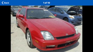 EASY FIX 1998 HONDA PRELUDE CLEAN TITLE 2995$@902-293-6969