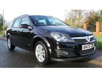 2009 Vauxhall Astra 1.7 CDTi 16V ecoFLEX SXi [110] 5dr TURBO DIESEL ESTATE **...