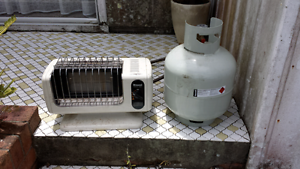Portable Gas Heater Crescent Head Kempsey Area Preview
