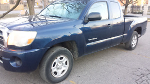 2006 Toyota Tacoma SRS Ext