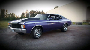 72 chevelle.   Open to trade