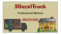 2Guys1Truck - Junk Removal & Moving