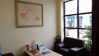Rooms/offices for rent