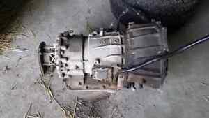 5 speed allison 2x4 automatic transmission