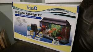 Aquarium Tetra 10 gallons