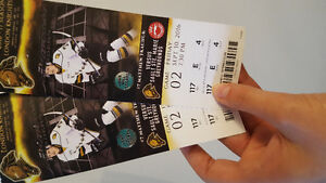 Knights Tickets -Section 117 Row E!