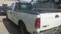 2002 Ford F-150 Pickup Truck - Natural gas