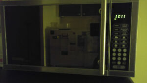 Danby Microwave in great shape and sold as you see NEED GONE !