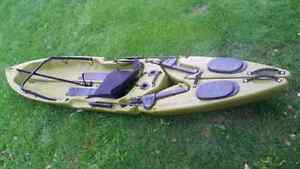 Freedom Hawk 12 fishing kayak