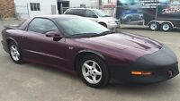 1995 Pontiac trans am hood and hatch for sale