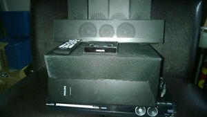Phillips Home Theater Surround System