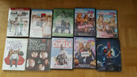 Lot of dvds! Robot chicken, HIMYM, Call the midwife, Dexter...