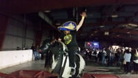 Mechanical Bull Rental For Canada Day!