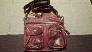 Authentic Roots Leather Purse