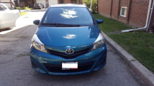Toyota Yaris 2014 5 Doors Hatchback Automatic low milage