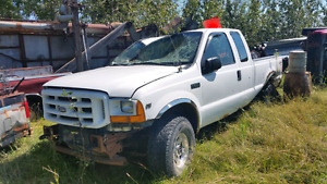 2001 F 250 XL for parts 1800. Obo