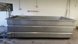 10ft *WIDE BODY *** HYDRO DIPPING TANK*** + ALL ACCESSORIES!!!