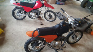 Wanted  need Parts for Baja 50cc