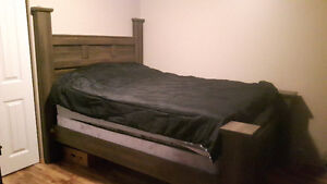Bed frame and bed for sale