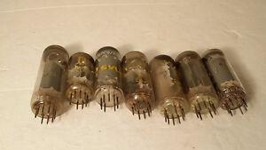 Vintage Radio Tubes -