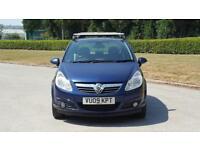 2009 Vauxhall Corsa 1.3 CDTi 16v Design 5dr (a/c)