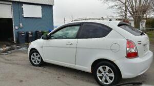 2008 Hyundai Accent GL Coupé FINANCEMENT AUCUN CAS REFUSÉ!!