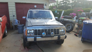 Package deal...1988 & 1991 Jeep Cherokee's