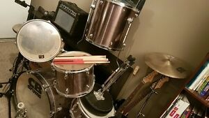CB junior drumset, Like new