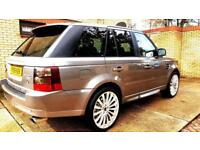 Land Rover Range Rover 2008 Sport 3.6TD V8 Automatic HSE full service history