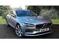 Volvo S90 D4 Diesel Automatic Inscription 4 Door Electric Silver Metalic