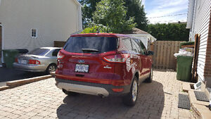 Lease take over ford escape SE with 500$ offer West Island Greater Montréal image 3
