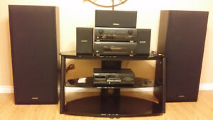 500 Watt Pioneer Home Theatre included System with 5 speaker