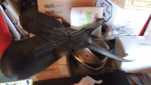 1955 1956 1957 chevrolet olds pontiac cooling fan