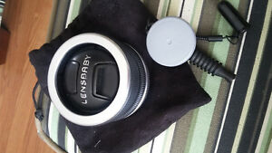 Canon Lensbaby EF