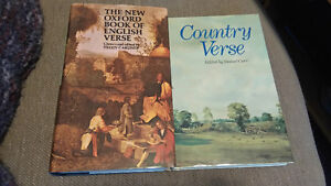 Poetry Books - Lot of 2
