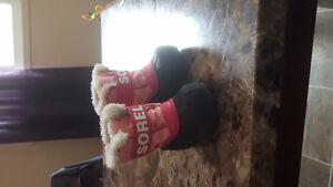 Baby girls Sorel winter boots