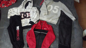 BOYS size 4. Pants /PJs / Outfits / NAME BRANDS