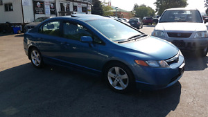2008 Honda Civic  sport package only $5,995