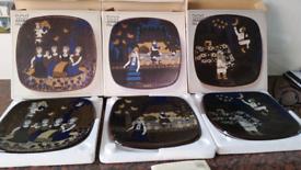Arabia Finland Plates