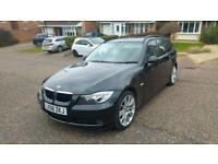 BMW 320 2.0TD 2008MY d SE Touring full service history faultless