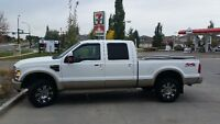 2008 Ford F350 King Ranch Pickup Truck