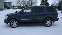 2007 Dodge Durango LIMITED 4x4 loaded LEATHER SUNROOF SAFETY DVD